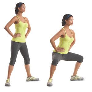 Plie Dumbbell Squat | Exercise Videos & Guides ...