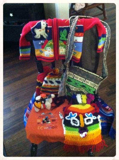 ecuador gifts