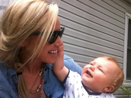 j and mommy 2