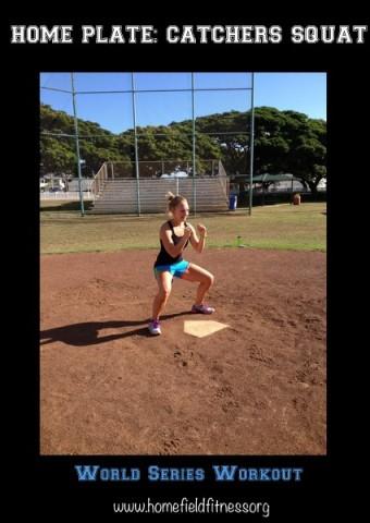 catchers squat