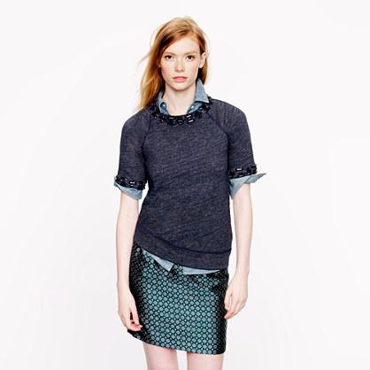 jeweled sweatshirts